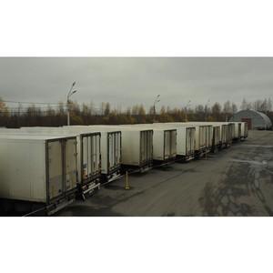 Смоленские таможенники развернули в РБ 16 грузовиков с товарами из списка продуктового эмбарго