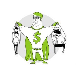 MoneyMan начинает борьбу с мошенниками