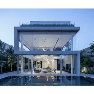 Современное стекло в строительстве и архитектуре