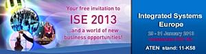 ATEN представит на ISE 2013 мир новых возможностей
