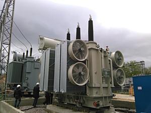 В полтора раза будет увеличена мощность подстанции «Клязьма» на севере Подмосковья