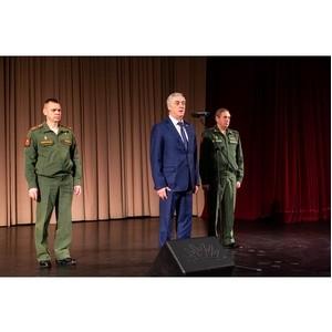IV ежегодный молодежный квест «День ДОСААФ» состоялся в УрГЭУ