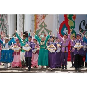 XVIII Федеральный Сабантуй стал символом сплочения народов и обогащения культур в Чувашии