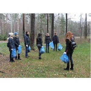 Активисты «Молодежки ОНФ» провели «творческий субботник» в Санкт-Петербурге