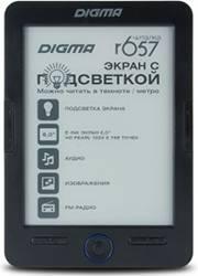 Читать, не перечитать: две новые электронные книги от Digma с экраном E-Ink Pearl HD