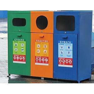 Более 600 новых контейнеров для раздельного сбора отходов установила «Балтика» с начала 2018 года