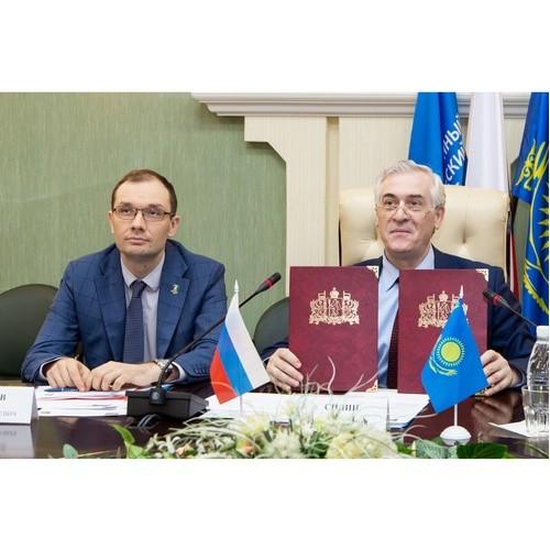 Университет «Туран-Астана» — новый партнер УрГЭУ