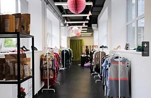 Четвёртый магазин Charity Shop открылся в Москве у метро Динамо