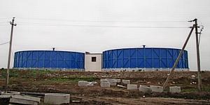 Реконструкция очистных сооружений в Миллерово завершится в Год экологии