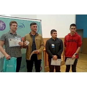 Команда СевГУ стала второй на всероссийских соревнованиях