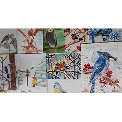 В Мариэнерго объявлены победители конкурса детских рисунков