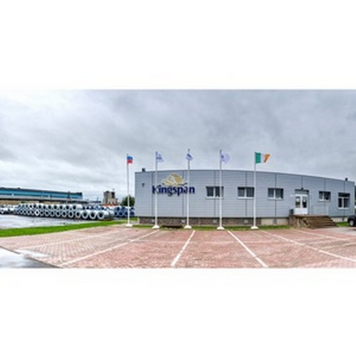Первая экспортная поставка Kingspan с нового завода в Невинномысске