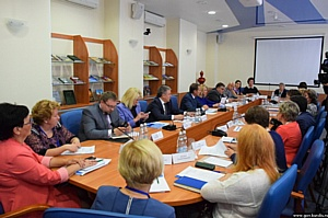 В Карелии обсудили планы на новый учебный год