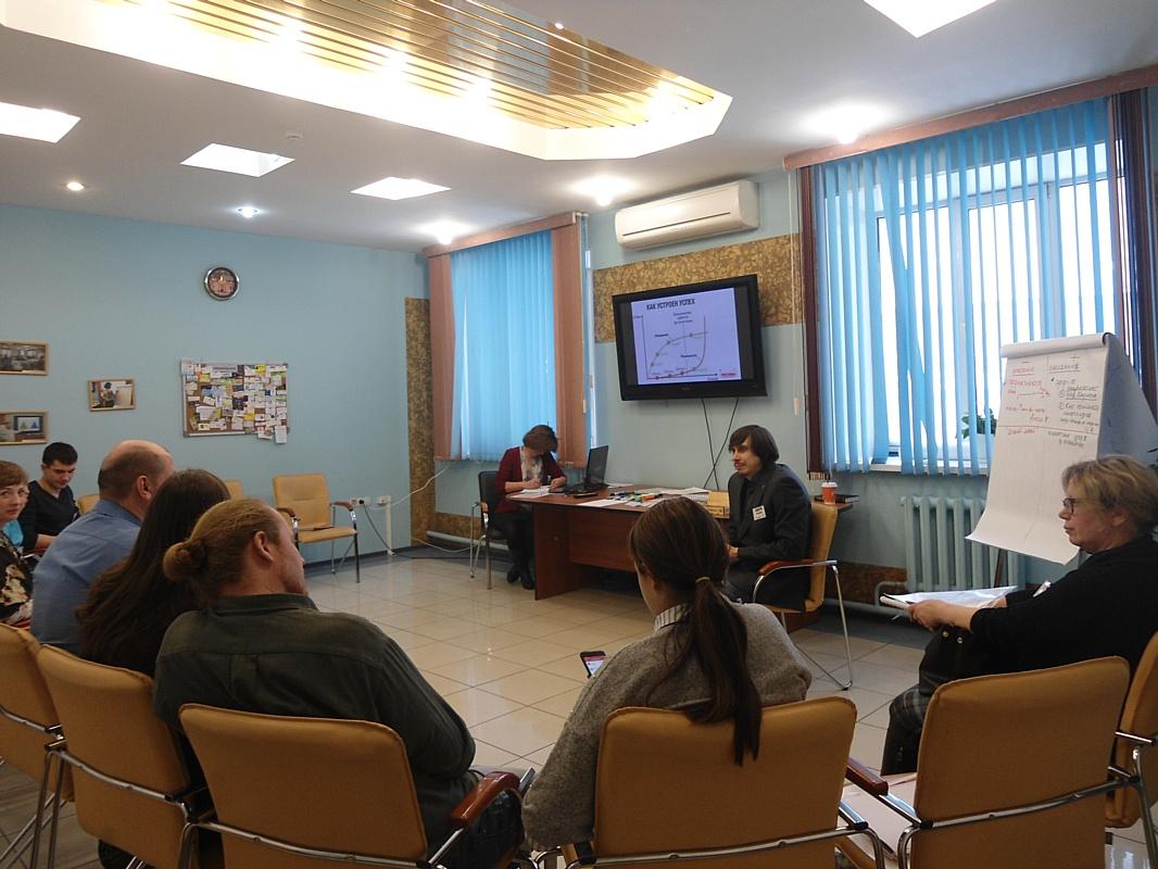 """В Кузбассе стартовала акселерационная программа для социальных предпринимателей Кейс-клуб """"Комьюнити"""""""