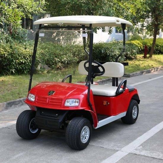 Китайские гольфкары Marshell по доступным ценам