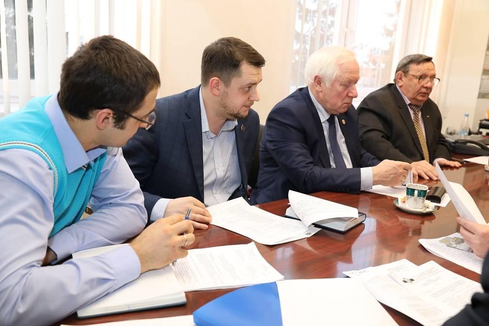 Первое заседание оргкомитета II Всероссийской научно-практической конференции