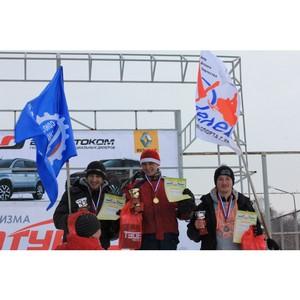 Состоялся I этап Чемпионата Башкирии по снегоходному кроссу