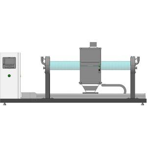 Завершены испытания горизонтальной установки зонной перекристаллизации