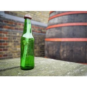 Бутылка Carlsberg c посланием в будущее спущена в Бискайский залив