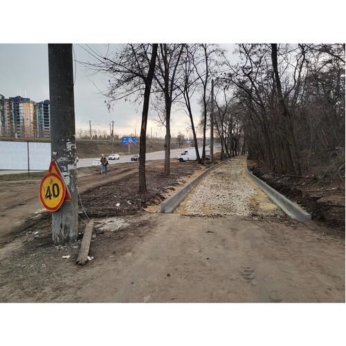 ОНФ добился восстановления тротуара к микрорайону «Березовая роща»