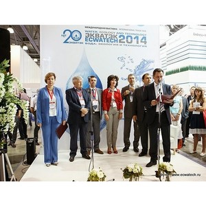 Успехи ФЦП «Вода России» будут представлены на международном форуме ЭКВАТЭК-2014 в Москве