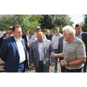 Активисты Народного фронта в Москве предложили общественный стандарт культуры проведения капремонта