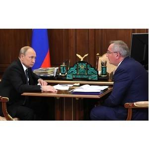 За 1 пол. «Роскосмос» провел пусков, сколько было сделано в 2018 г