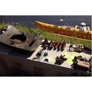 Ученые СевГУ приступили к изучению исторических фортов Кронштадта