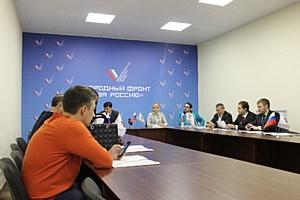 Эксперты ОНФ обсудили с участниками медиафорума актуальные проблемы СМИ в Челябинской области