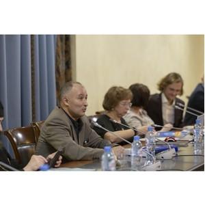 В Общественной палате РФ обсудили кибербезопасность