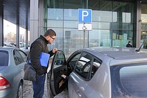 Мурманск присоединился к общественному рейду ОНФ «За доступную парковку для людей с инвалидностью»