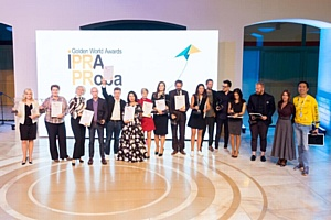 Татьяна Шахнес награждена премией PROBA-IPRA GWA 2016