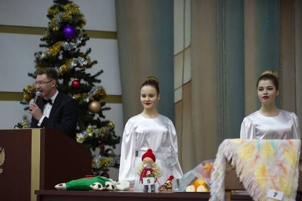 Профессиональные училища ГУФСИН Кузбасса приняли участие в благотворительном рождественском аукционе