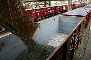ПГК увеличила перевозки сыпучих строительных грузов на Юге России