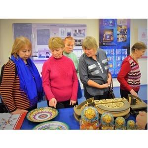 Подопечные центра соцобслуживания посетили Дом дружбы Чувашии
