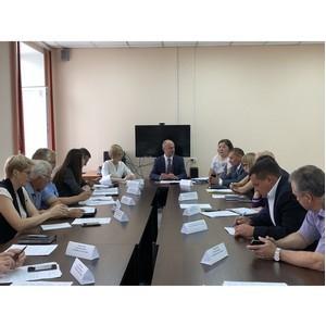 Виктория Бессонова на заседании по Нацрейтингу предложила Единый день приема органов контроля