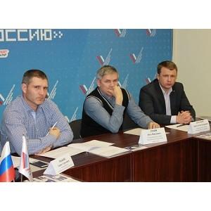 На площадке ОНФ состоялся круглый стол по вопросу ликвидации городской свалки Челябинска