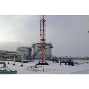 Ханты-Мансийский филиал отмечен на корпоративном конкурсе «РуссНефти»