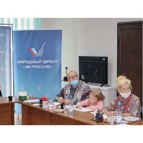 Коми ОНФ запустил цикл уроков цифровой грамотности для пожилых граждан