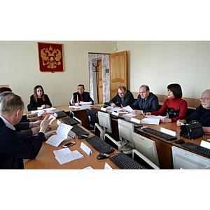 Общественный совет при Управлении Росреестра утвердил план работы на 2018 год