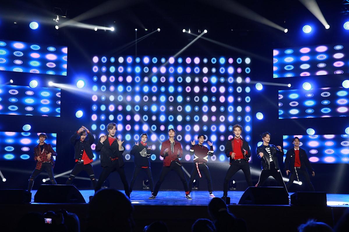 Группа NCT127