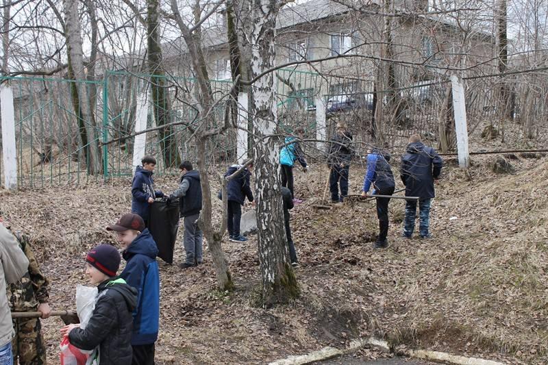 Активисты Народного фронта в Челябинской области провели серию экологических акций