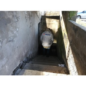 Активисты ОНФ настаивают на принятии экстренных мер по решению проблем с водоотведением в Олонце
