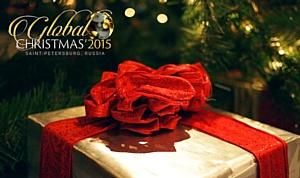 Лакшери Рождество и Новый Год в одном из лучших отелей — Four Seasons Hotel в Санкт-Петербурге!