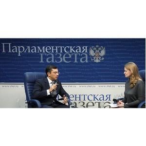 Владимир Гутенев: подводим итоги 2014 года