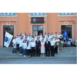 В Рязанской области открыт пятый  трудовой сезон  студенческих энергетических отрядов