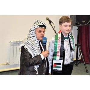 День культуры Палестины стал праздником единения народов Чувашии