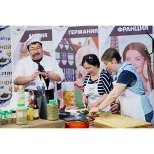 В Киргизии состоялась премьера образовательно-гастрономического проекта