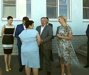 Миллеровский район получит дополнительные средства от области