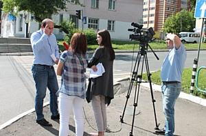 Чиновники столицы Мордовии прислушались к критике дорожной инспекции ОНФ